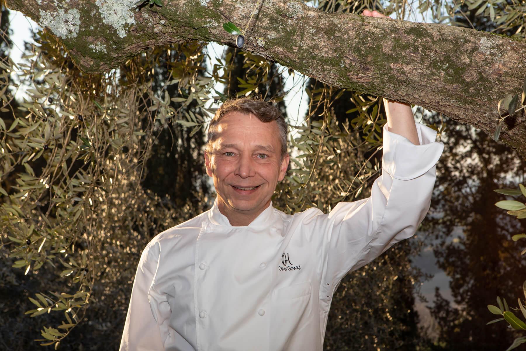 Chef Oliver Glowig
