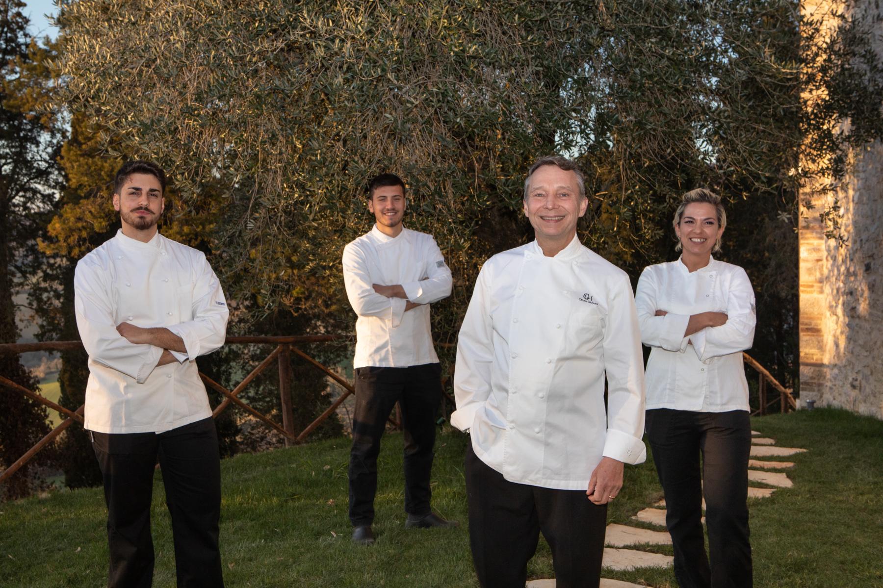 Staff Chef Oliver Glowig