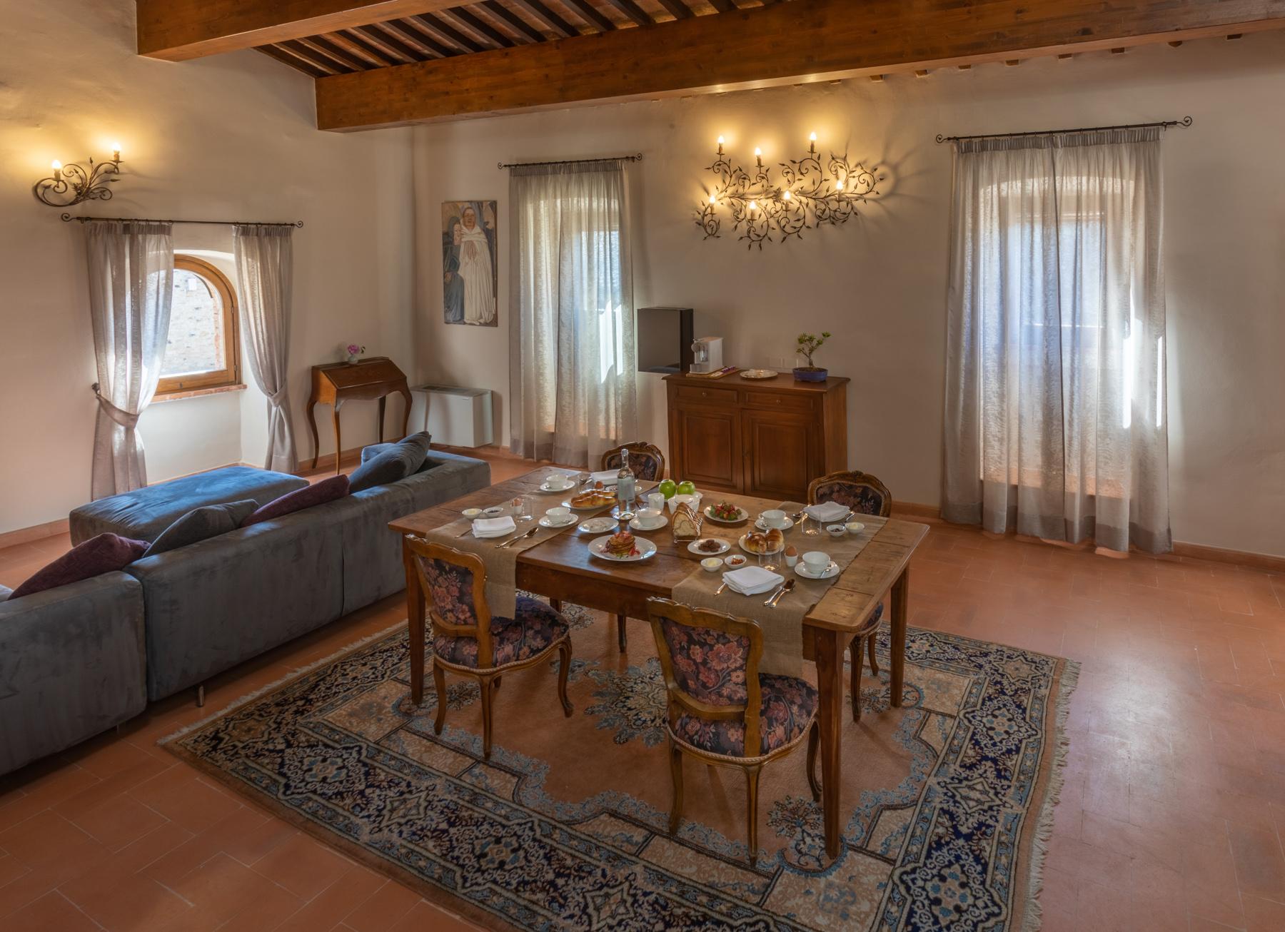 Suite Borgo Petroro
